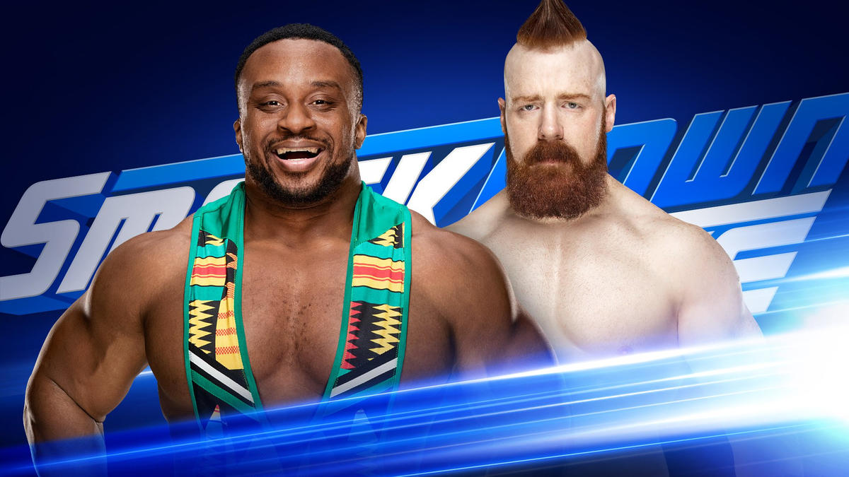 Big E Clashes With Sheamus Wwe