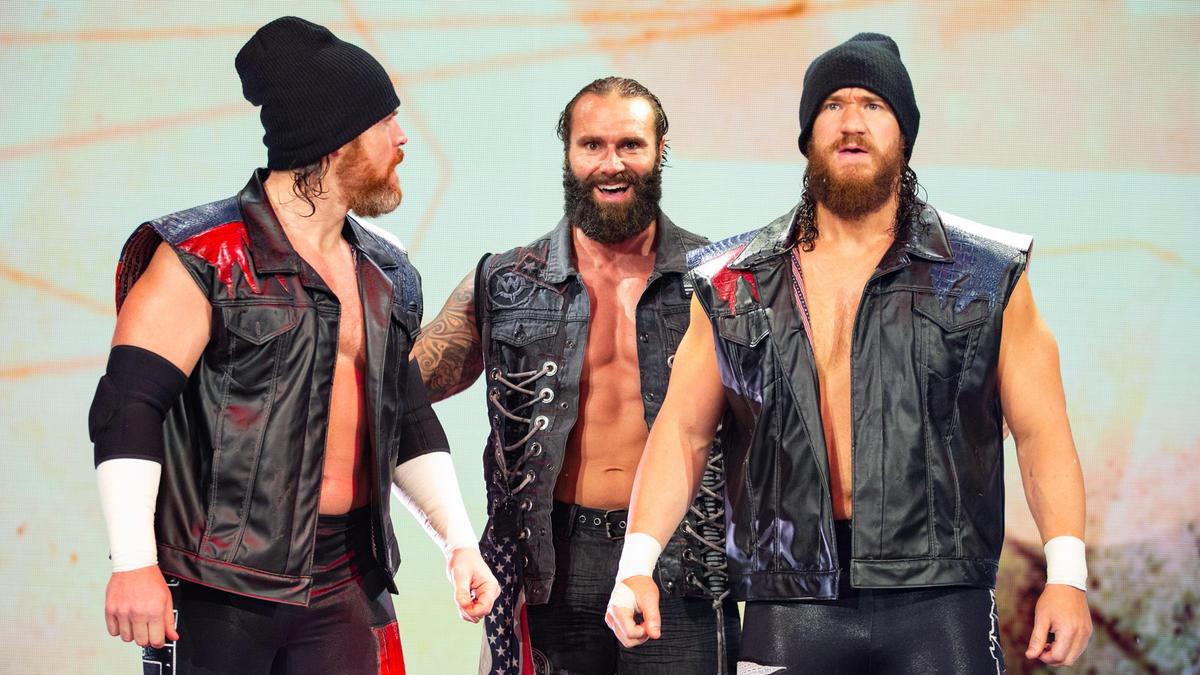 "WWE cancela ""push"" aos Forgotten Sons devido a posicionamento político"