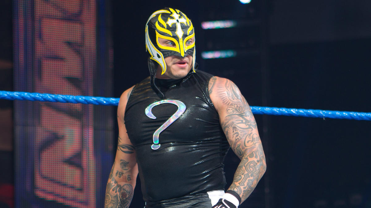 Image result for Rey Mysterio to return at SmackDown 1000