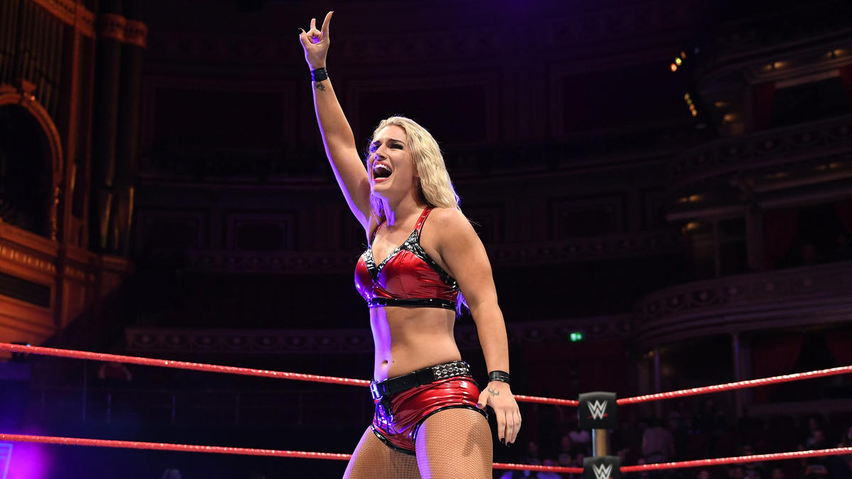 Image result for Toni Storm entrance