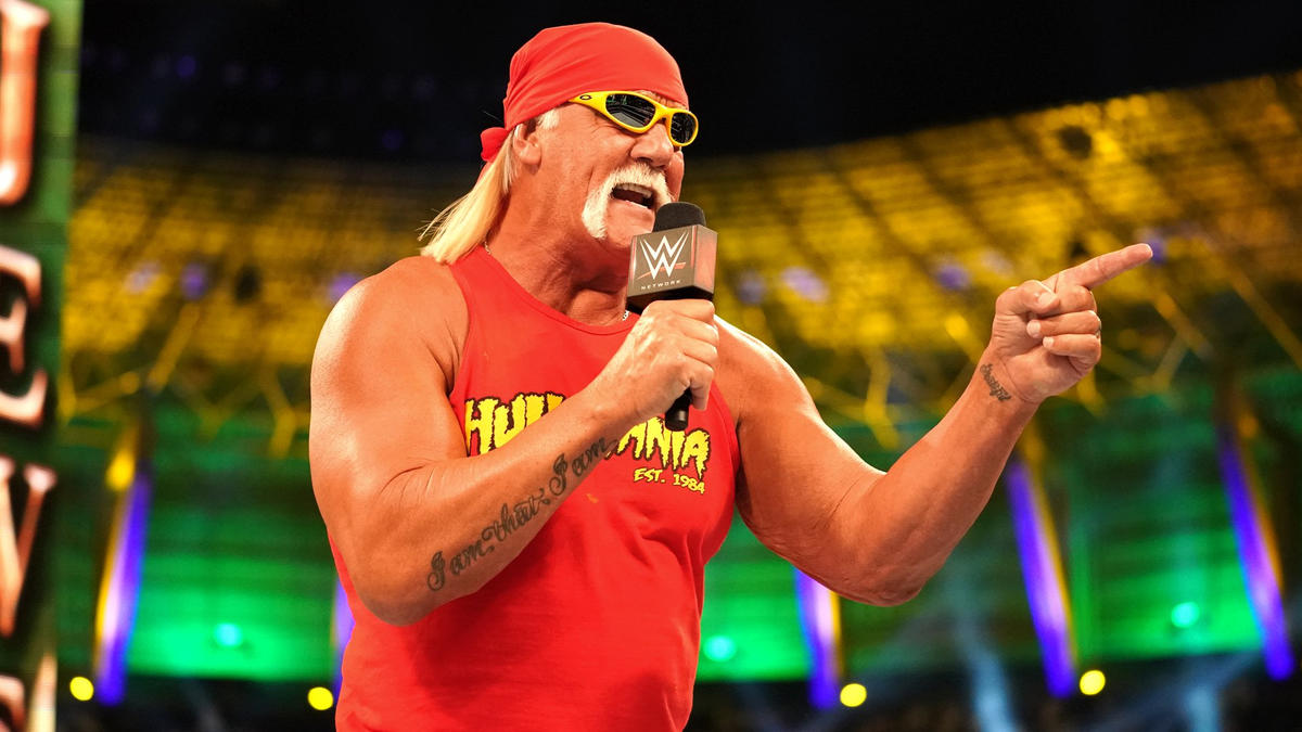 Hulk Hogan Was Set For Final WWE Match At Wrestlemania 36 1