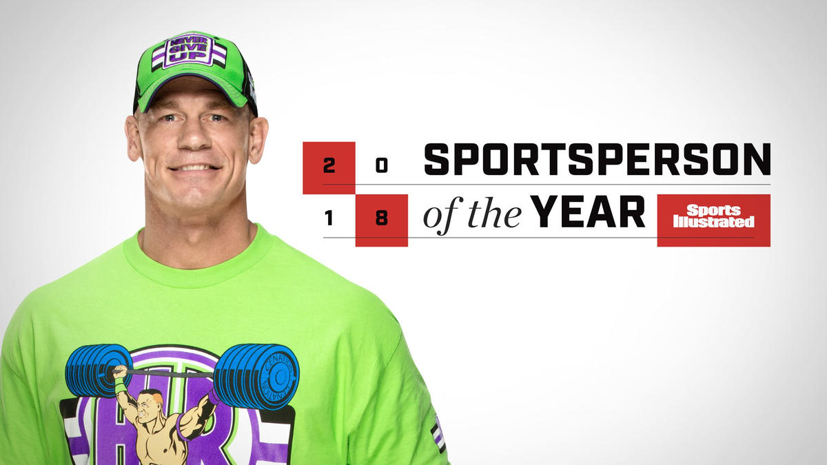 John Cena to receive Sports Illustrated\'s Muhammad Ali Legacy Award ...