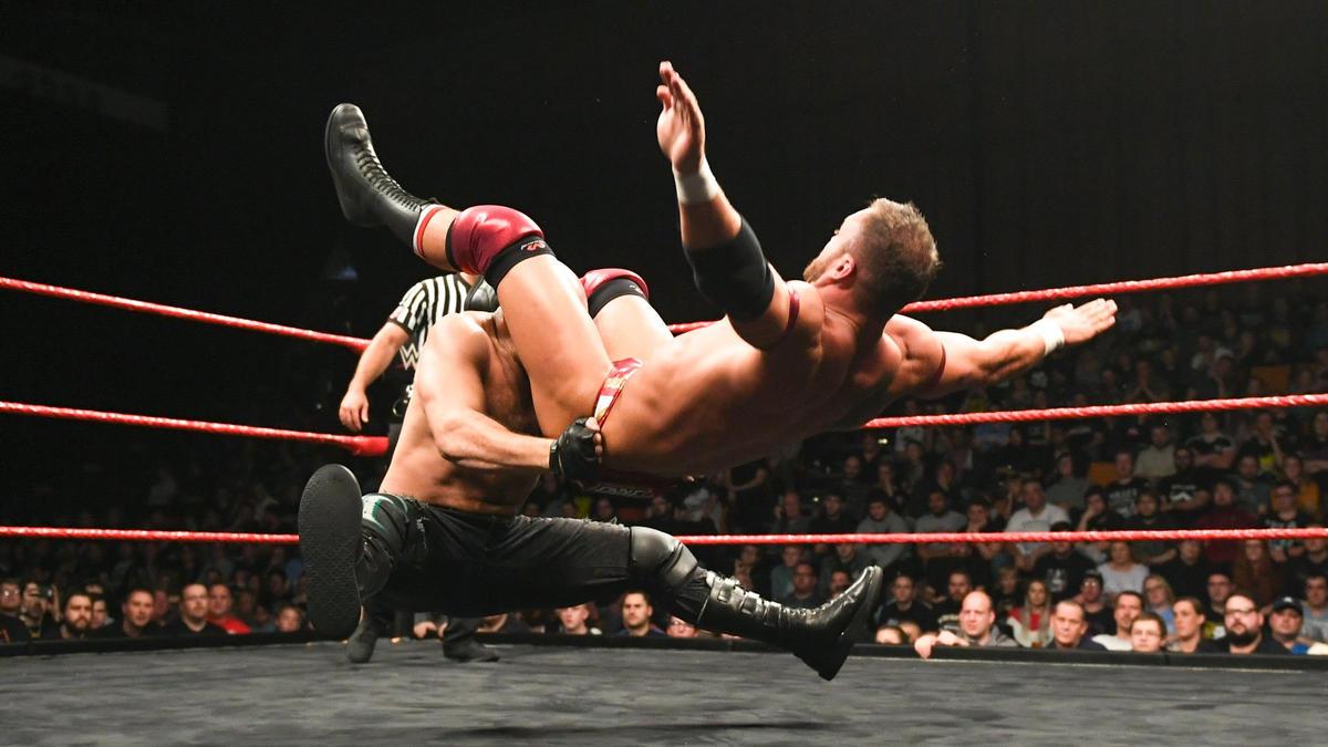 Znalezione obrazy dla zapytania Eddie Ryan WWE