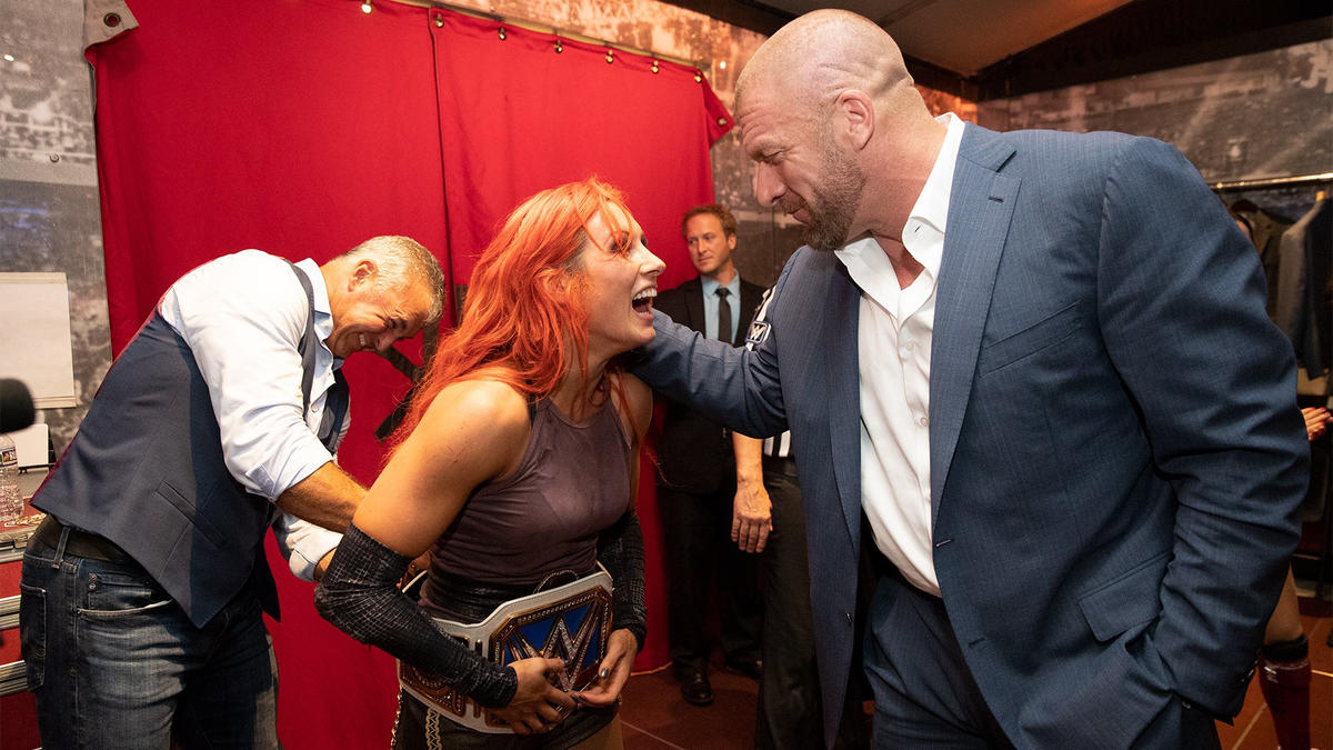 Becky Lynch Like Youve Never Seen Her Before Photos  Wwe-1600