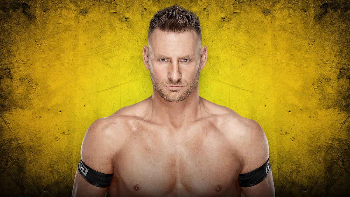Exclusive Q A With Dominik Dijakovic Who Is Nxt S New Five Tool Superstar Wwe