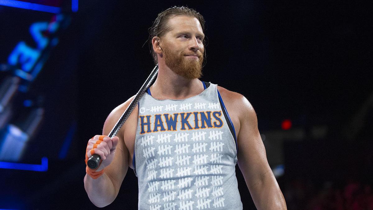 Curt Hawkins | WWE