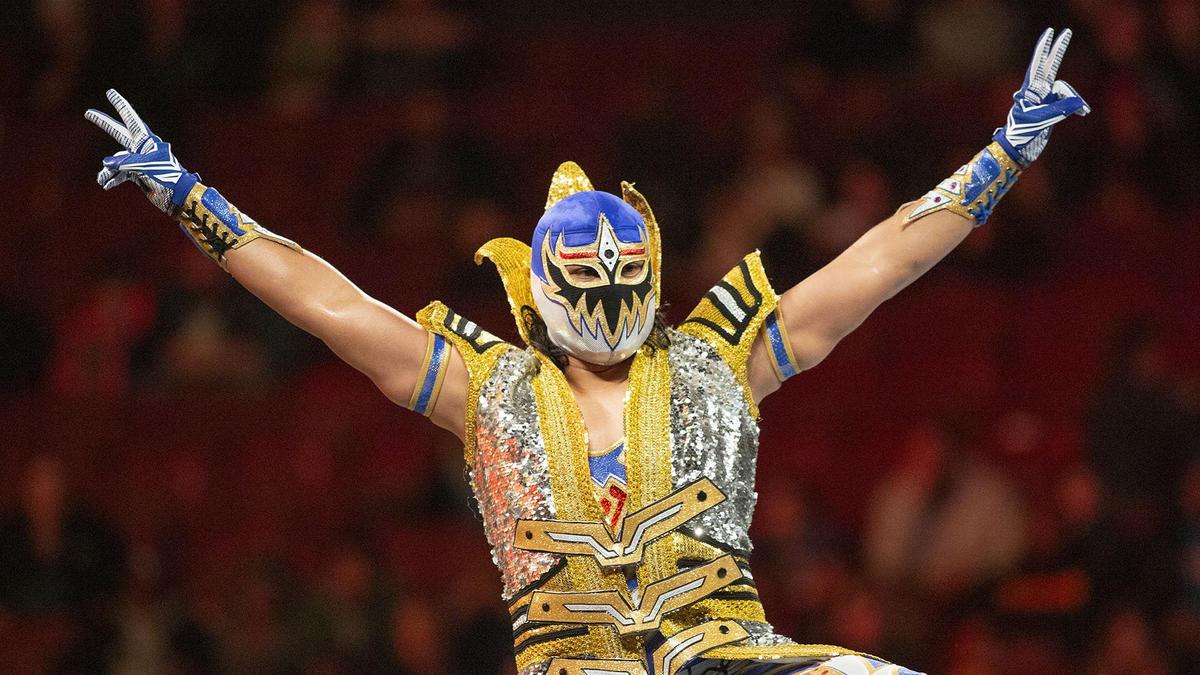 Image result for Gran Metalik wrestler