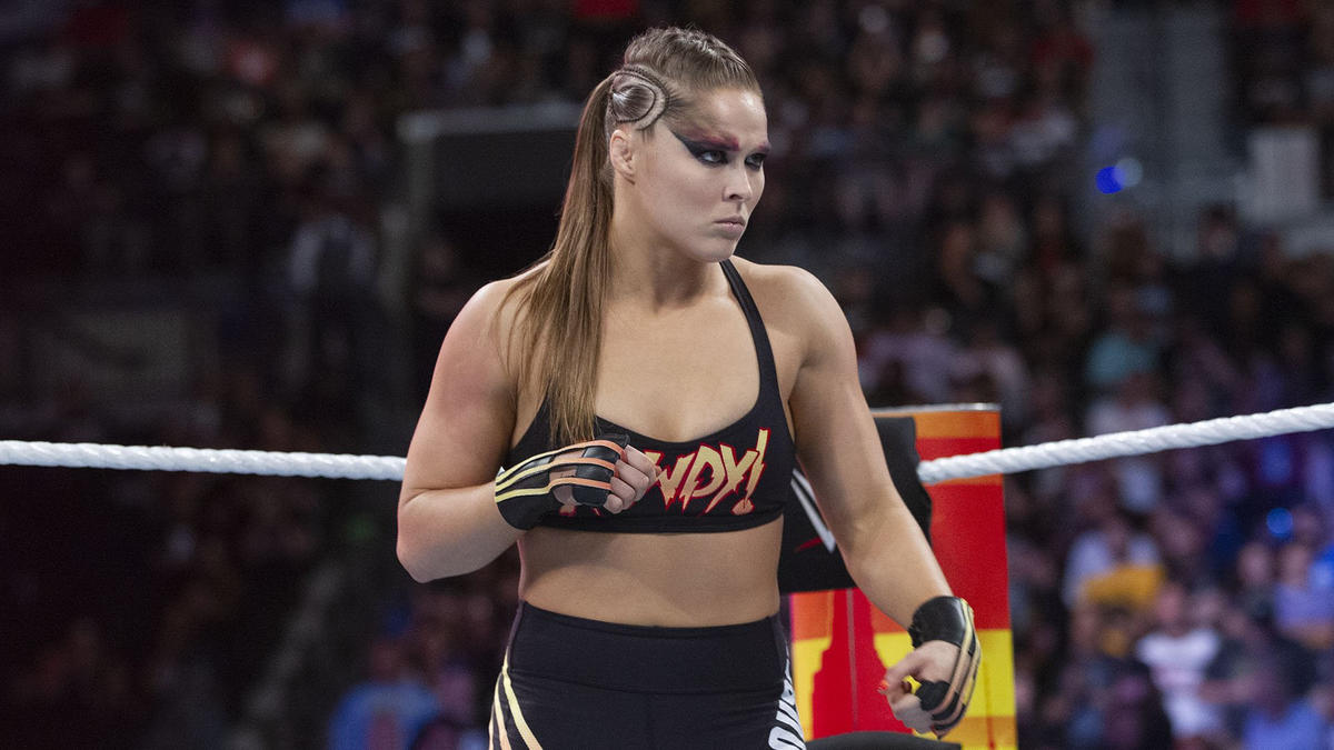 Hacked Ronda Rousey  naked (12 pics), Twitter, bra