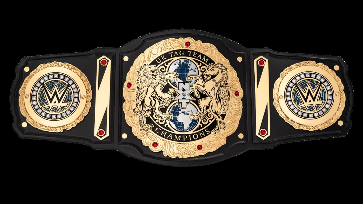 NXT UK Tag Team Championship |...