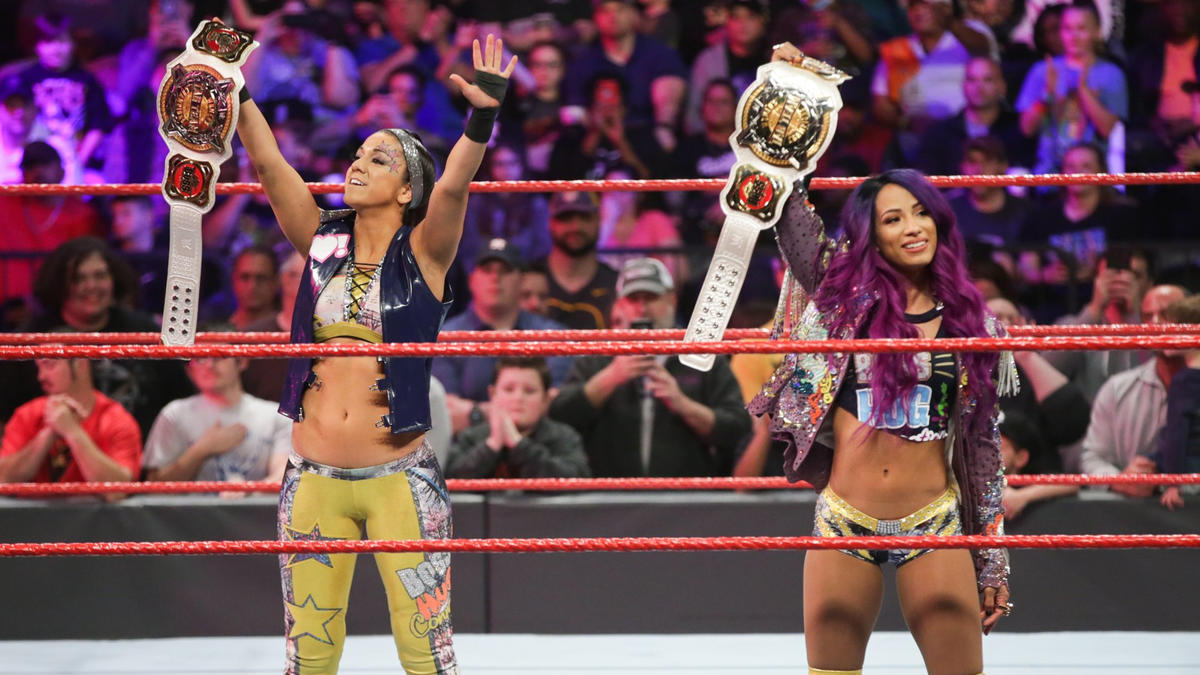 Booker T Reacts To Sasha Banks Saying She And Bayley Are Better Than Harlem Heat