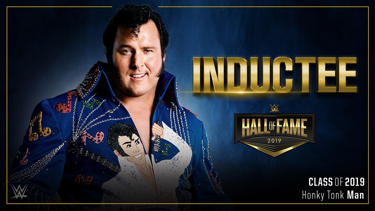 The Honky Tonk Man To Be Inducted Into The Wwe Hall Of Fame