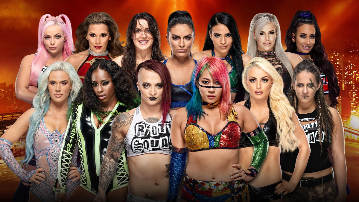 Image result for wrestlemania 35 WOMEN'S BATTLE ROYAL