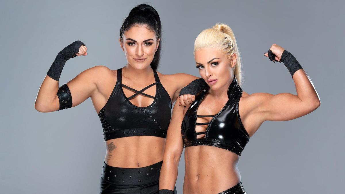Image result for Mandy Rose and Sonya Deville