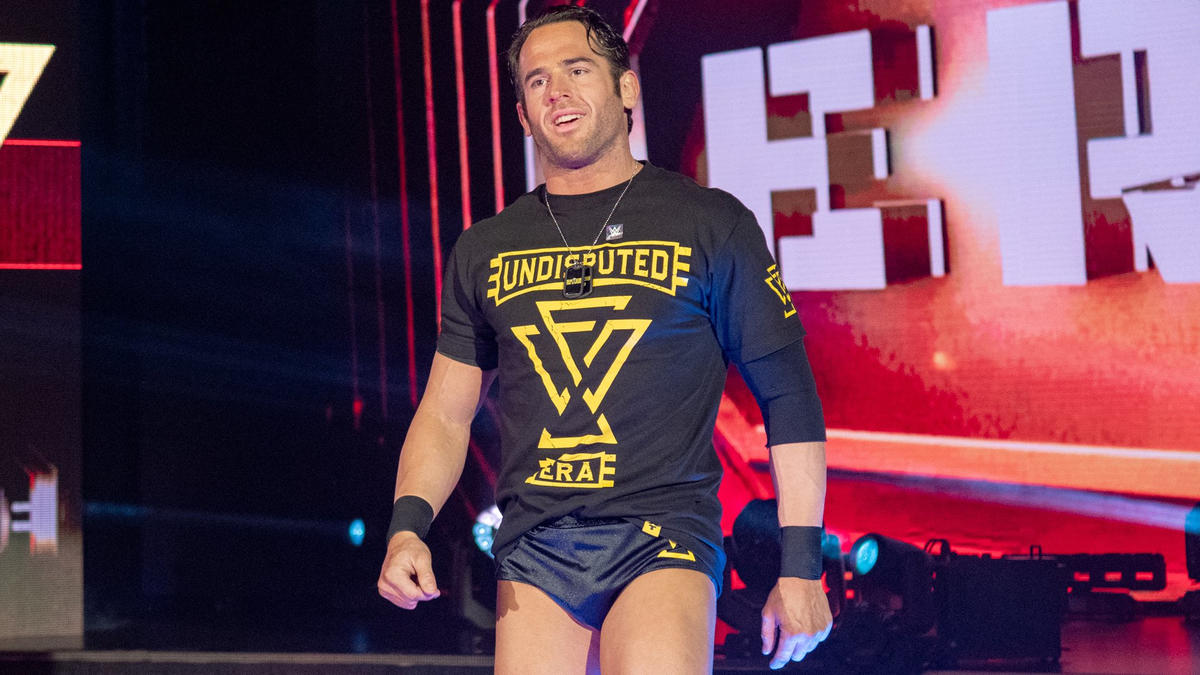 Roderick Strong On Strap Match With Dexter Lumis, Creative Storytelling, More