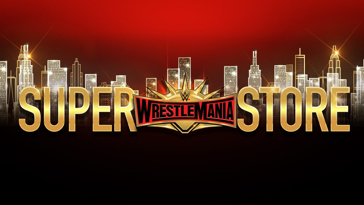 Visit The WrestleMania Superstore Throughout WrestleMania