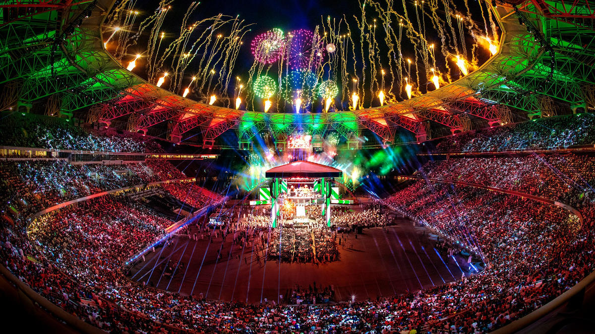 Update On When Next WWE Saudi Arabia PPV Event Will Take Place 2