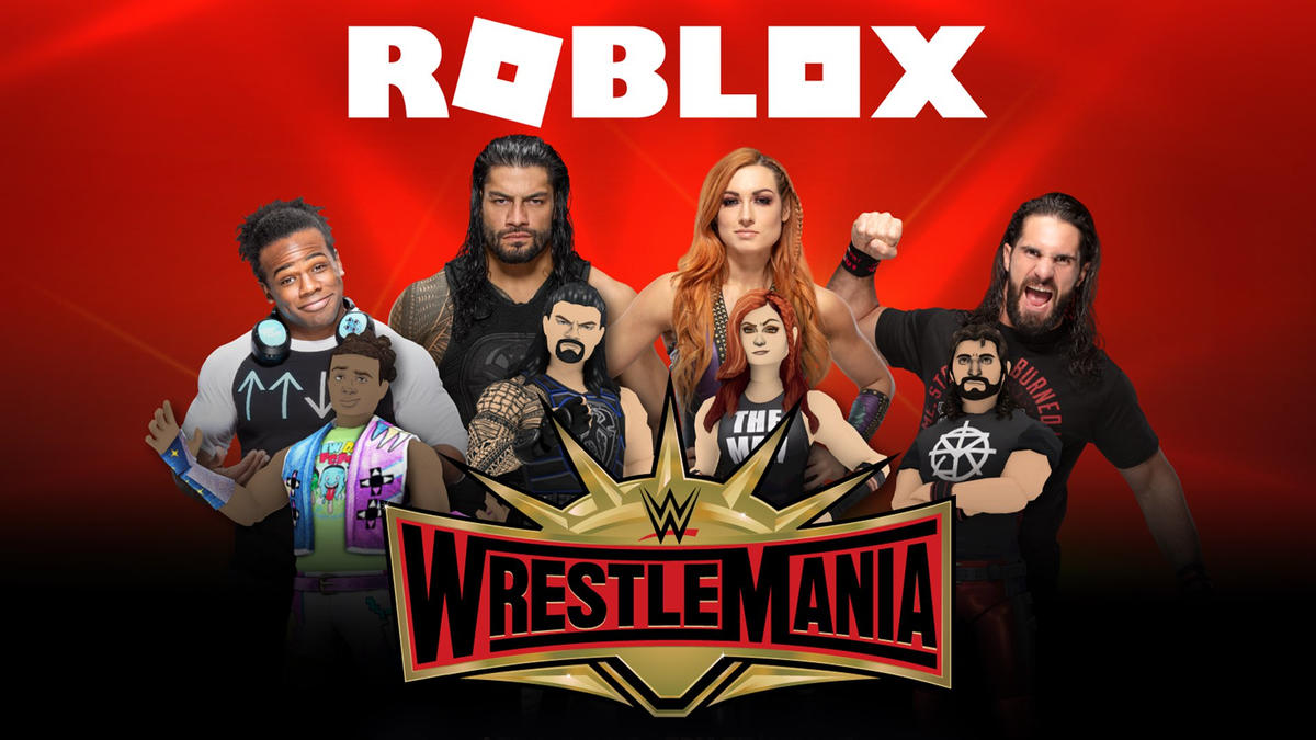 858f885e145 Roblox and WWE partner to celebrate WrestleMania | WWE