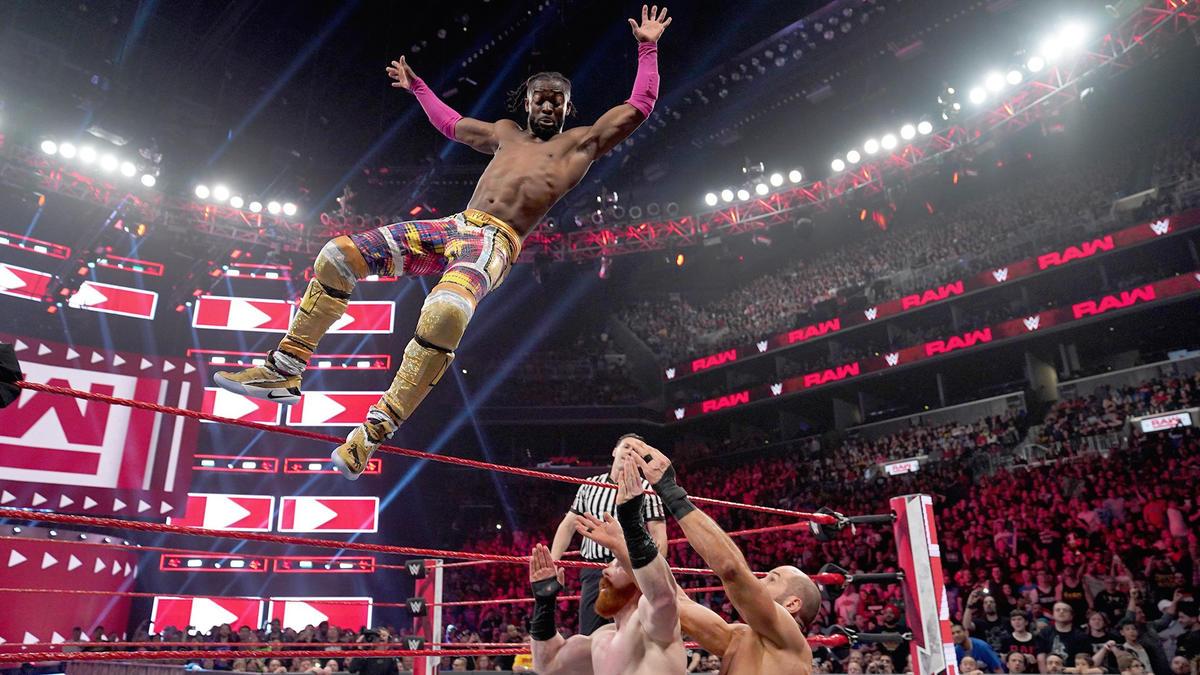 WWE Raw April 8 2019 WWE