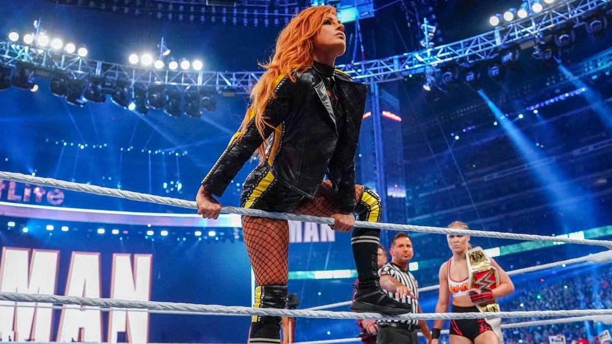 Becky Lynch Reportedly Set For Sooner WWE Return? 2