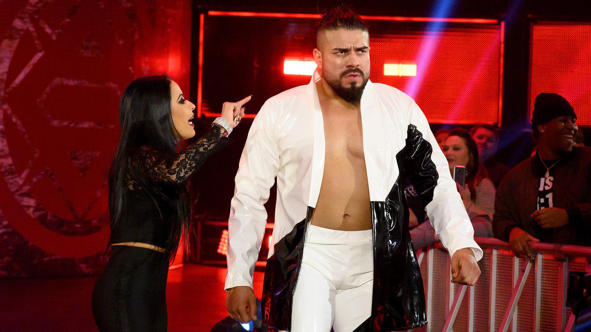 Image result for andrade wwe""
