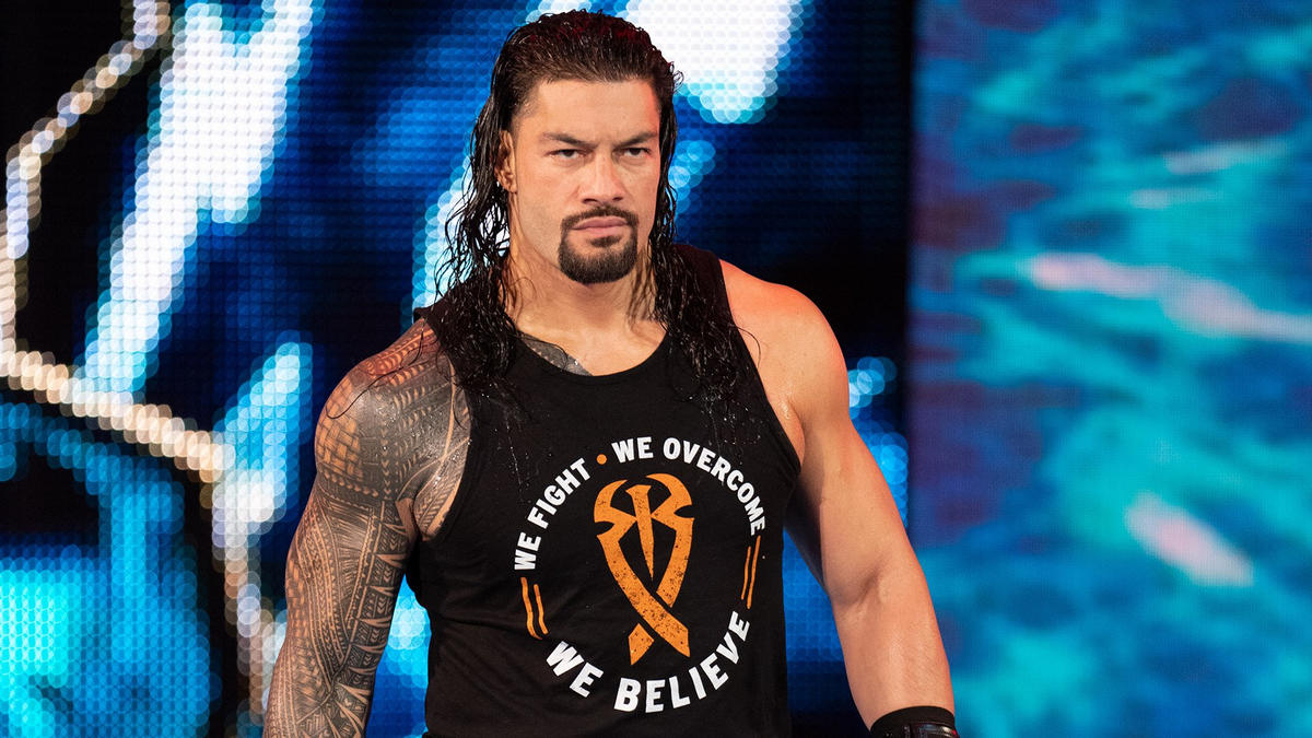 Image result for Roman Reigns""