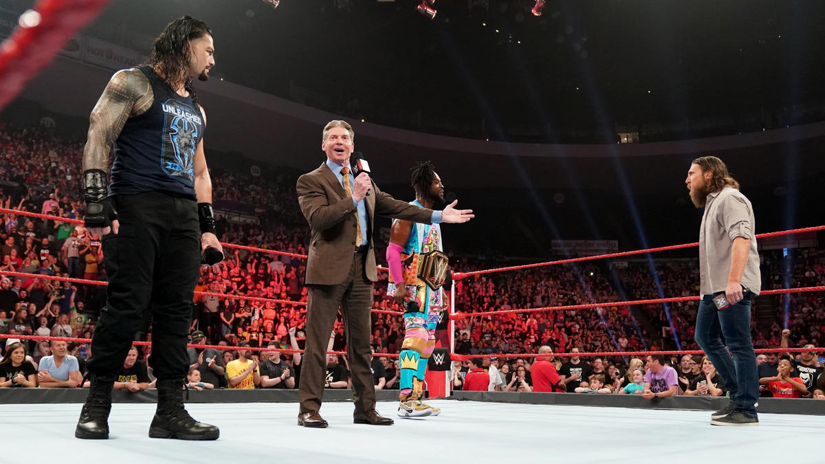 """Mr. McMahon's new """"Wild Card Rule"""" explained   WWE"""
