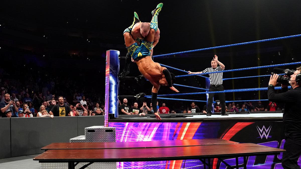 WWE 205 Live: May 7, 2019