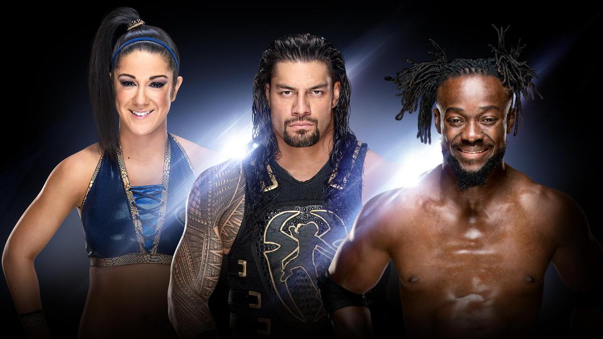 Image result for WWE smackdown 2019 atlanta