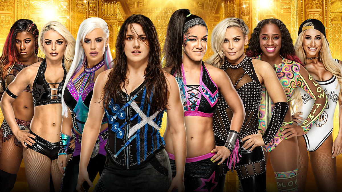 Nikki Cross replaces Alexa Bliss in Women's Money in the Bank Ladder Match