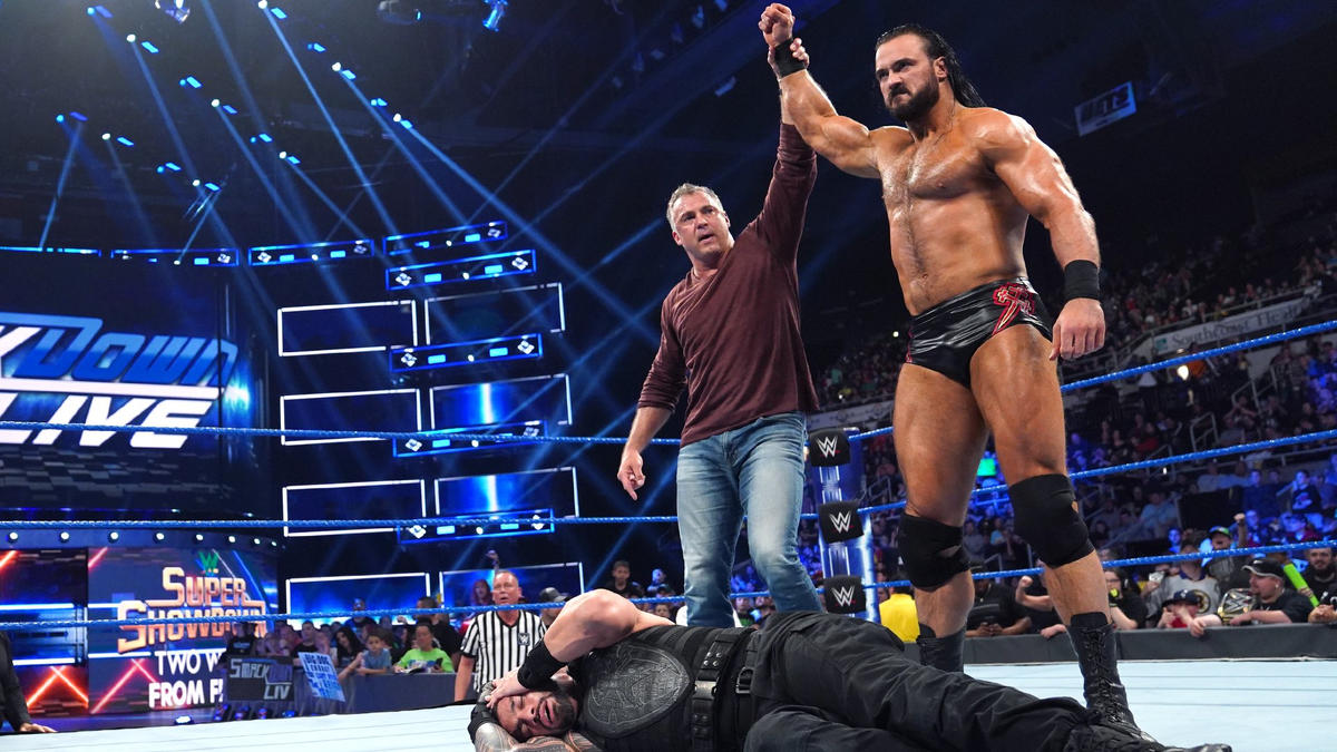 SmackDown LIVE: May 21, 2019 | WWE