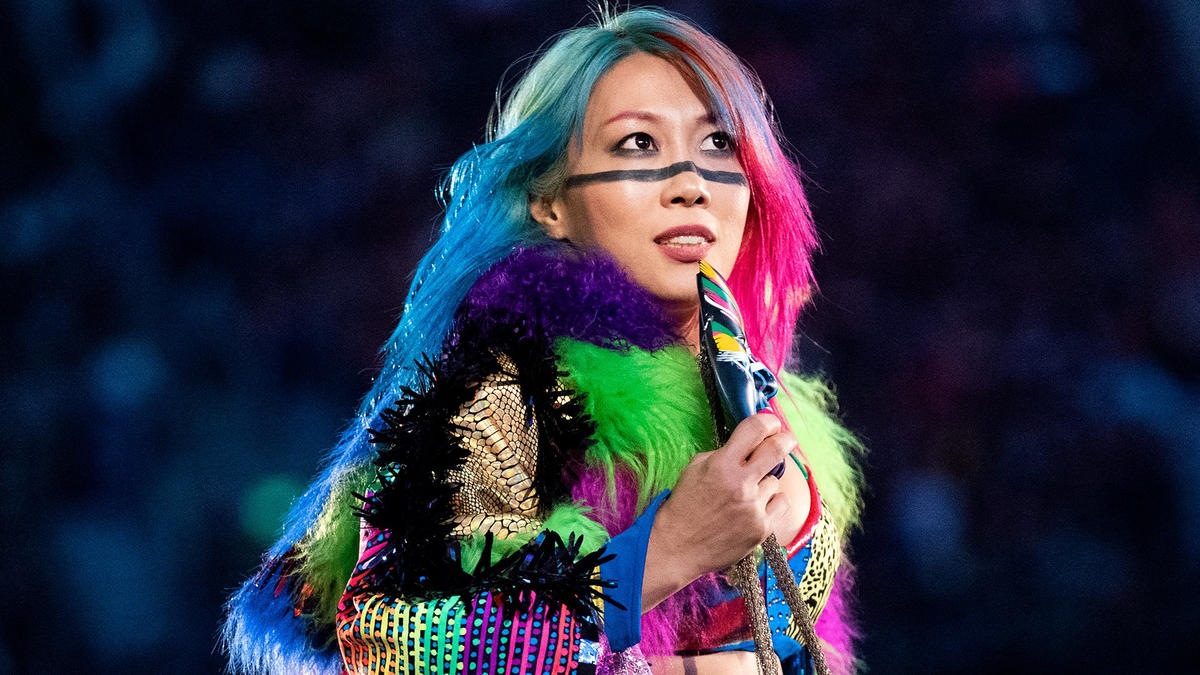 Image result for asuka wwe""