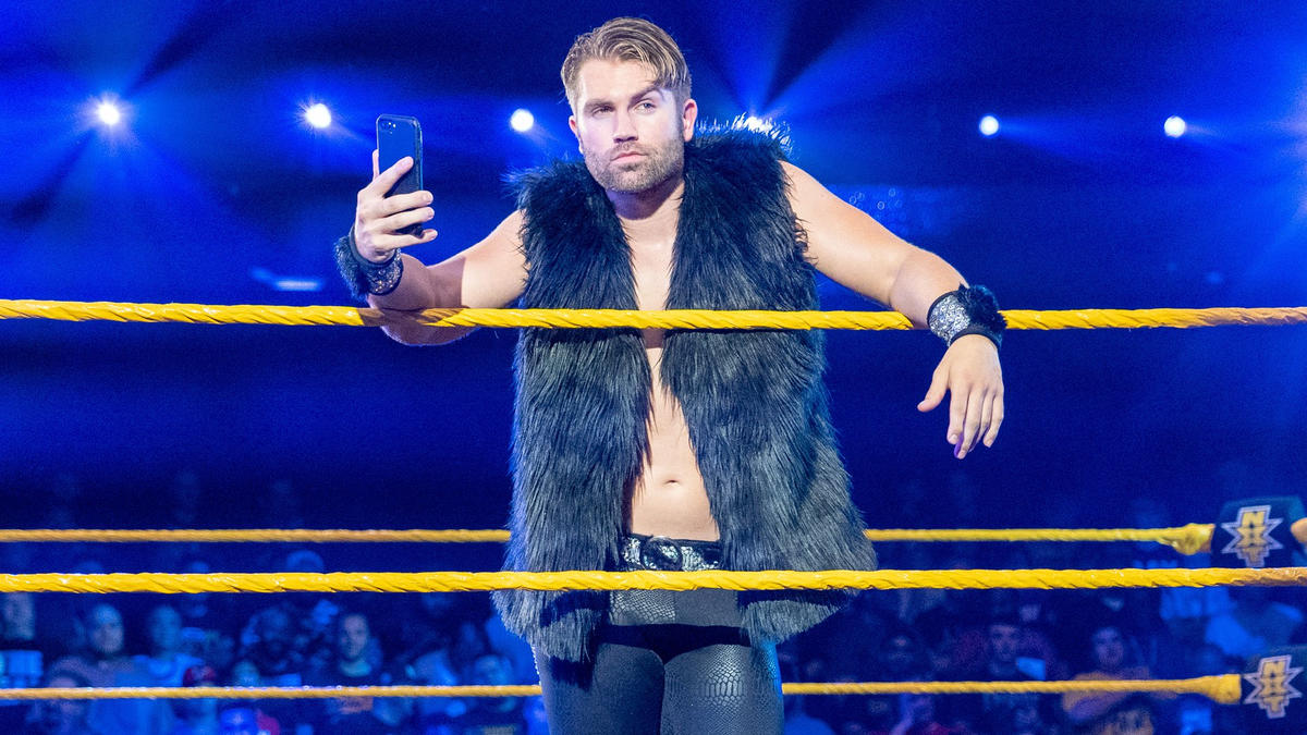 Image result for Tyler Breeze 2019