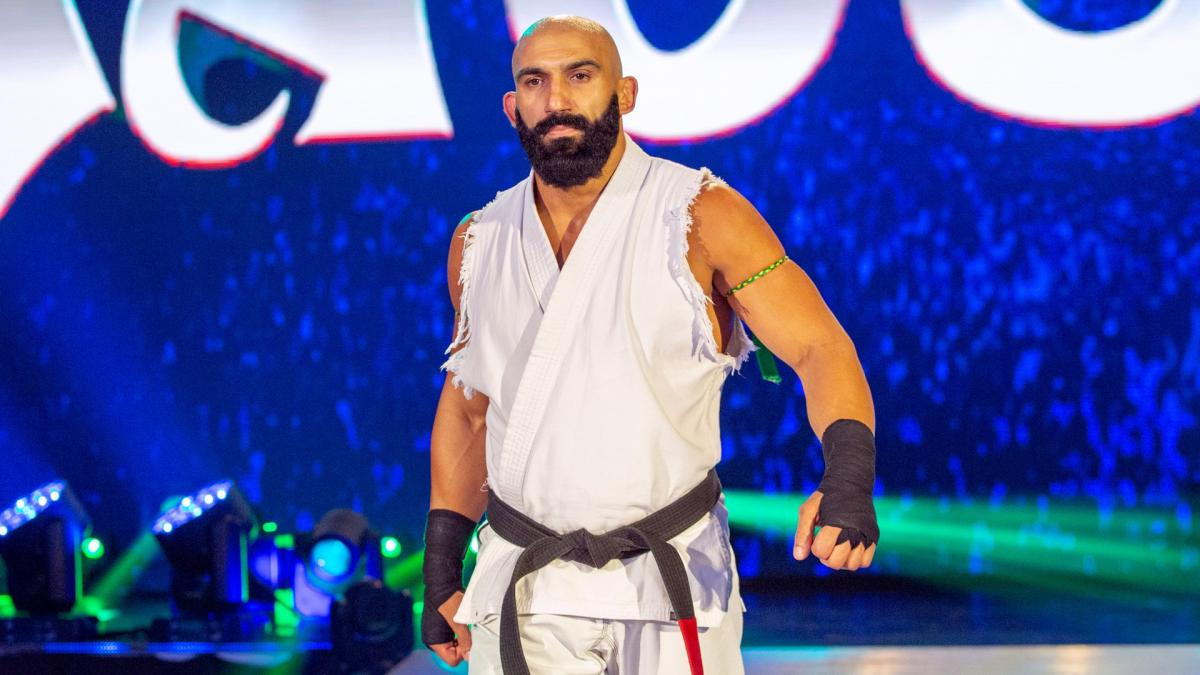 Arturo Ruas lutou no RAW Underground