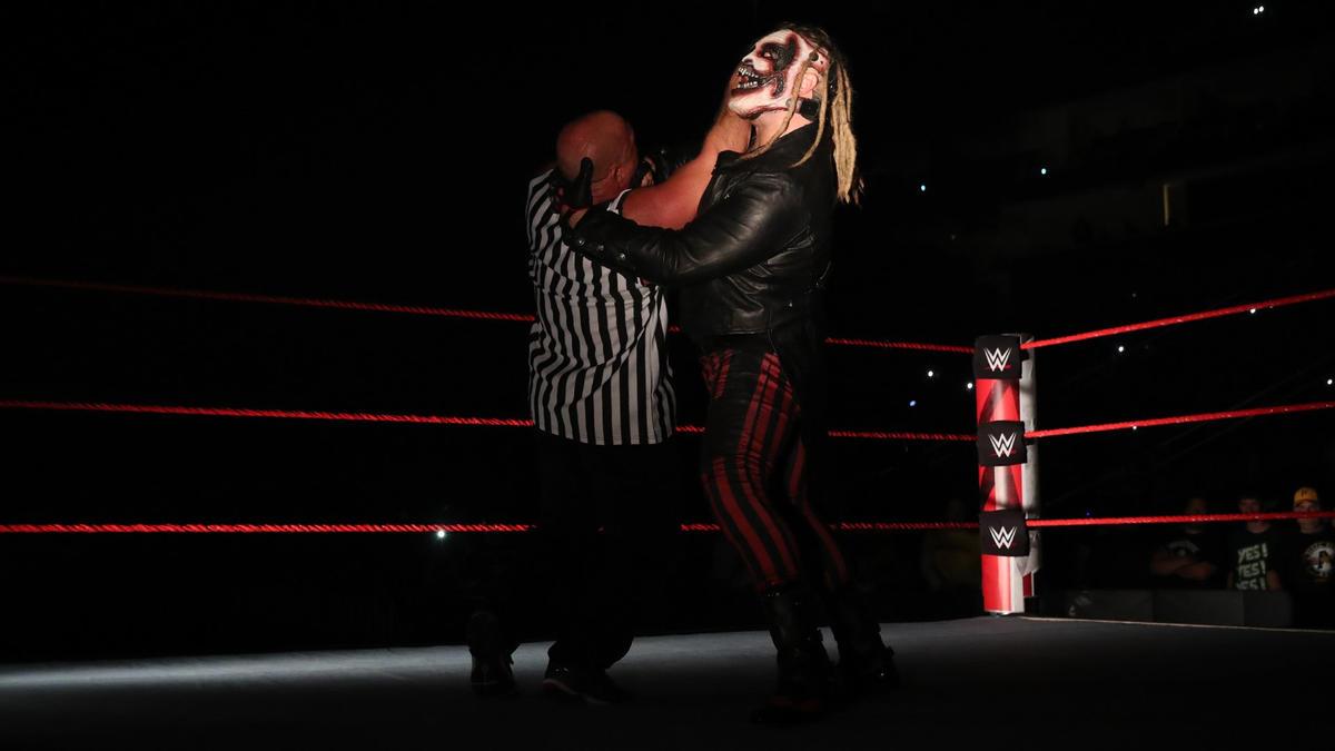 The Fiend targets Kurt Angle: photos | WWE