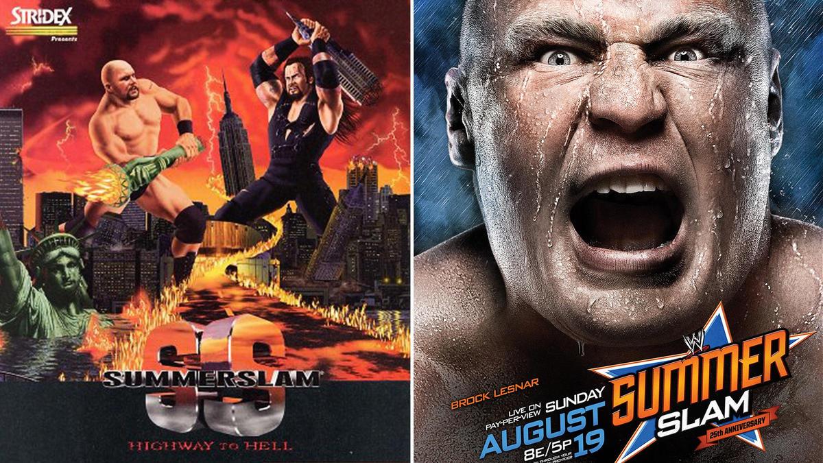 SummerSlam posters: photos | WWE