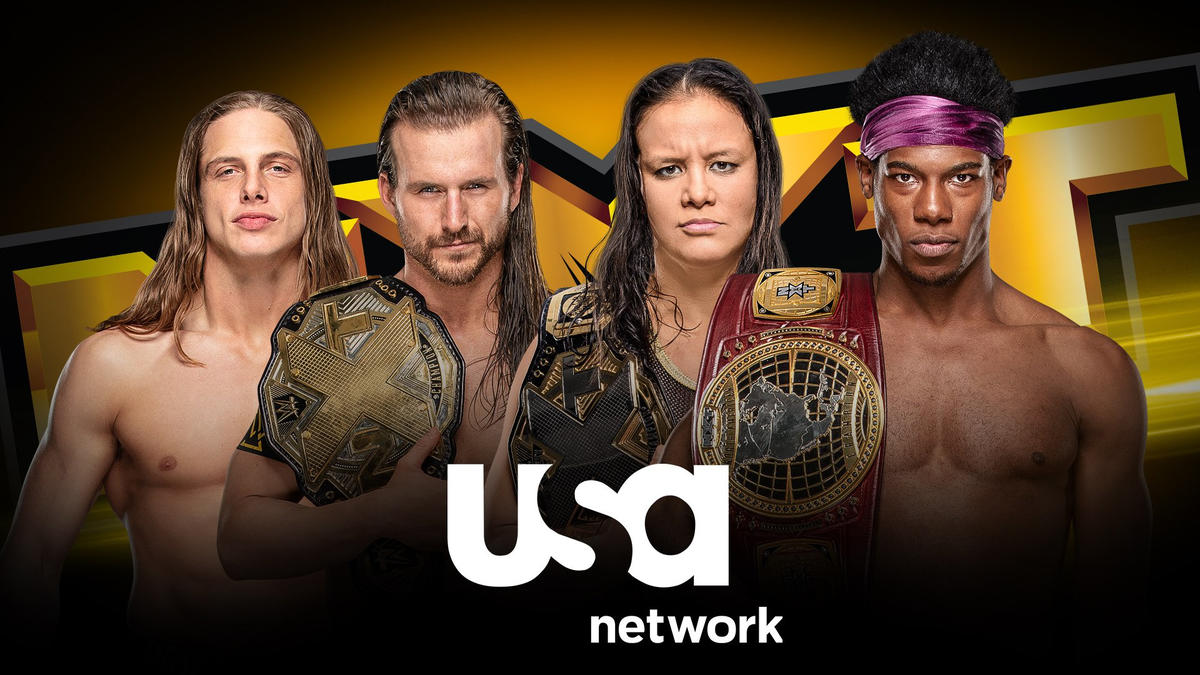 Image result for NXT on USA