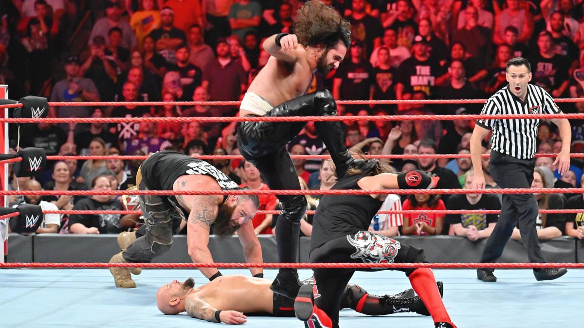 WWE Raw: Aug  19, 2019 | WWE