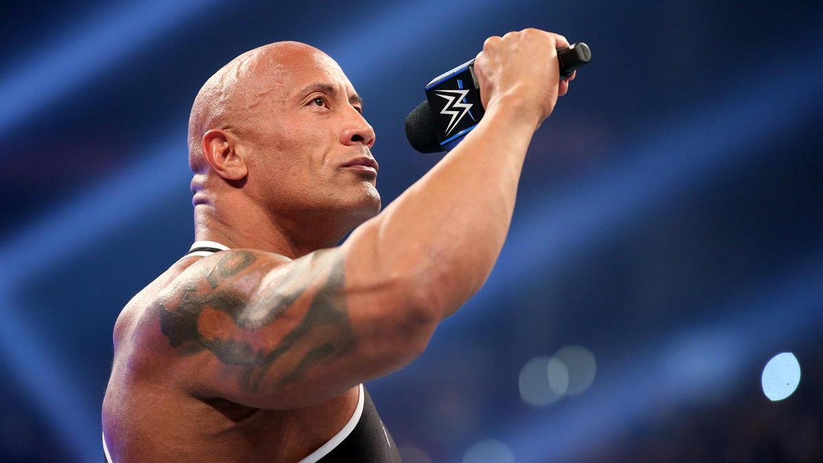 The Rock Vs. Roman Reigns: WWE Pushing For Mega Wrestlemania Match 123