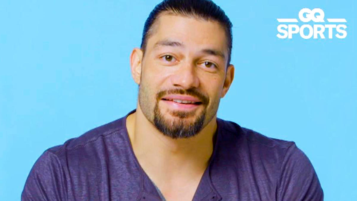 Roman Reigns goes undercover online for GQ
