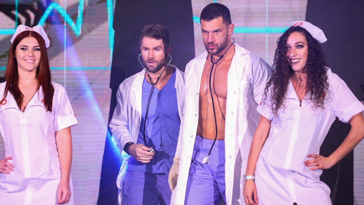 Image result for breezango nxt doctors""