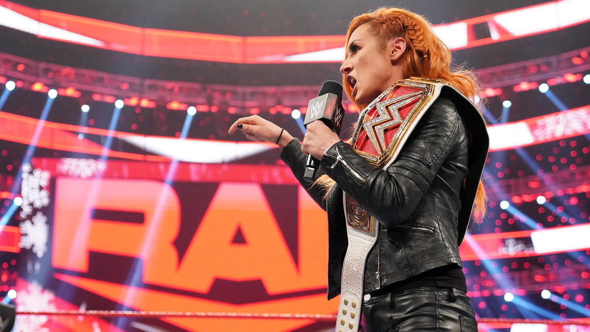 Becky Lynch Speaks On Historic WWE Raw Women's Title Reign 4