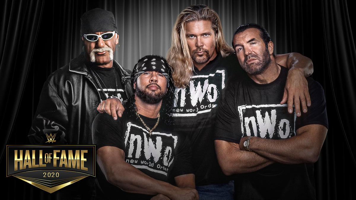 The nWo to be inducted into the WWE Hall of Fame Class of ...
