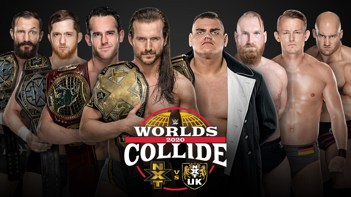 Image result for worlds collide nxt