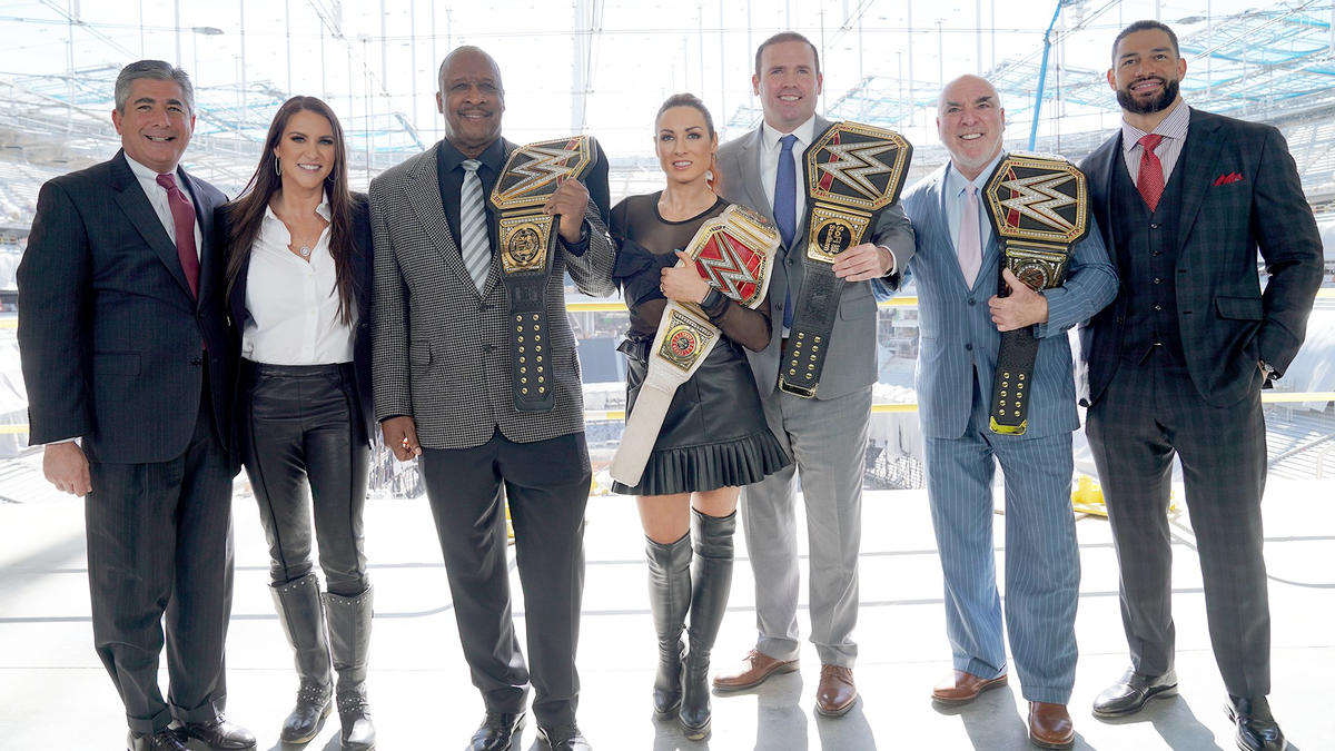 Wrestlemania 37: WWE Shifting The Show From LA To Florida 1