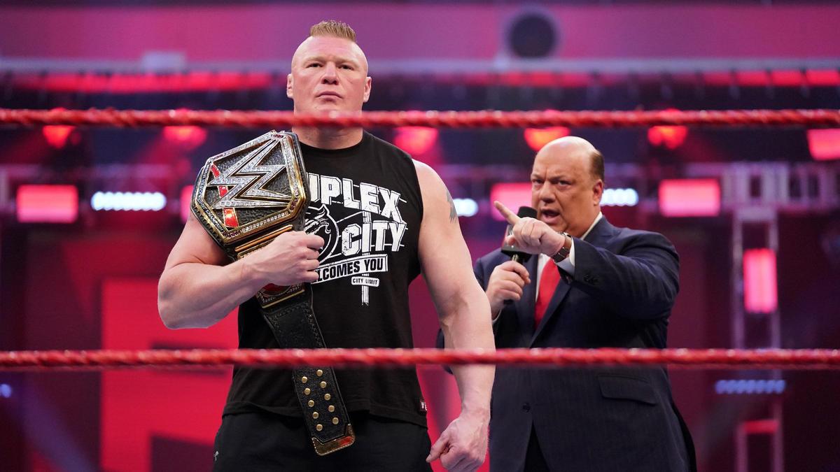 Paul Heyman No Longer In-Charge Of Running WWE Monday Night Raw 2