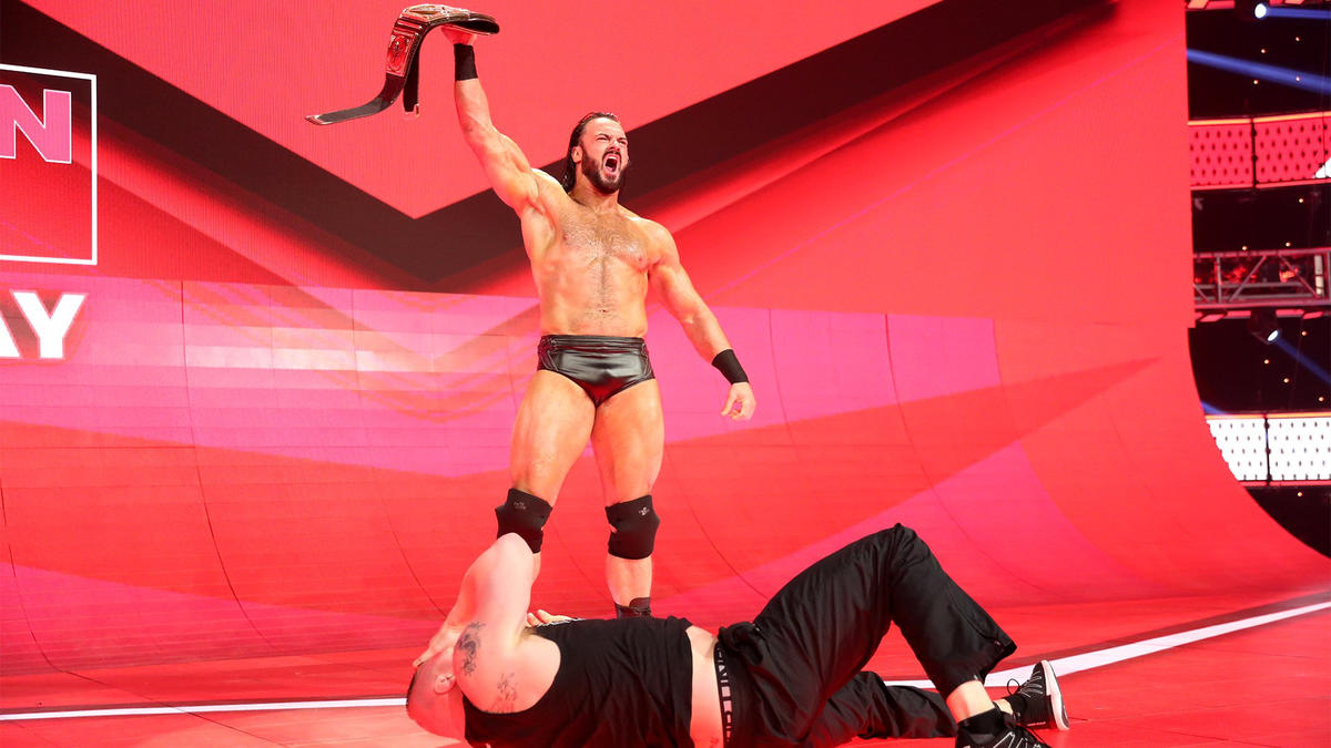 WWE Champion Drew McIntyre Desperately Wants To Face AJ Styles 1