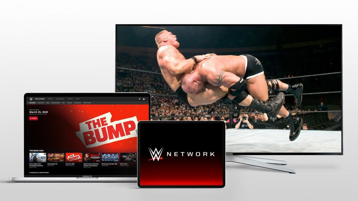Editors' Choice: What to watch on WWE Network
