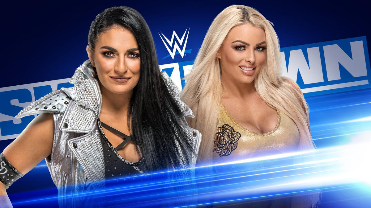 WWE Smackdown Preview (17/04/20): Ladder Match, MITB Qualifiers, Sasha Banks-Tamina 3