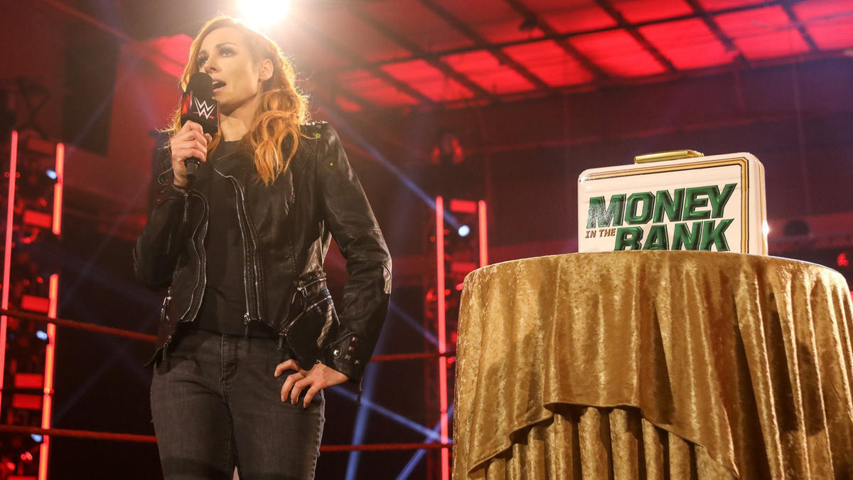 Reason Becky Lynch Happy To Drop WWE Raw Women's Title To Asuka 1