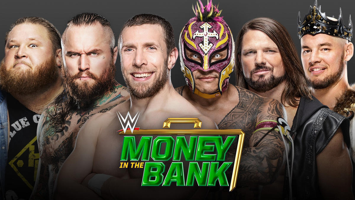 Men S Money In The Bank Ladder Match Wwe
